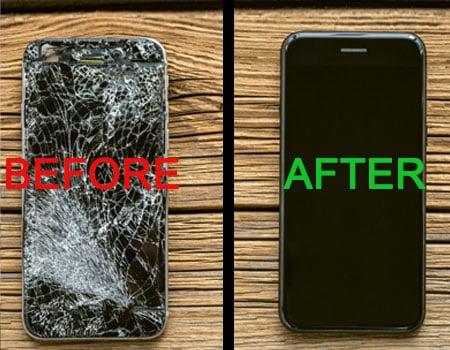 iPhone Screen Repair Fix